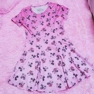 Pink Mini Mouse Dress